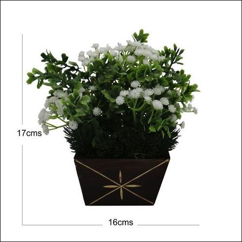 Artificial Wild Flower Arrangement For Decor