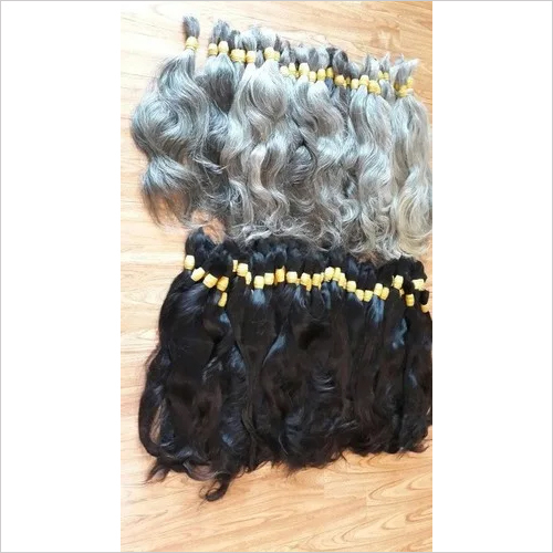 REMY VIRGIN INDIAN BULK HAIR