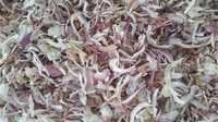 Dehydrated Pink Onion Flakes