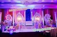 Wedding Stage Beautiful Backdrop Props
