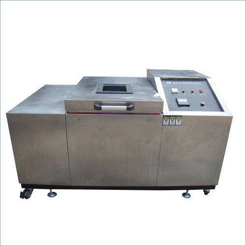 Horizontal Type Low Temperature Flexing Tester