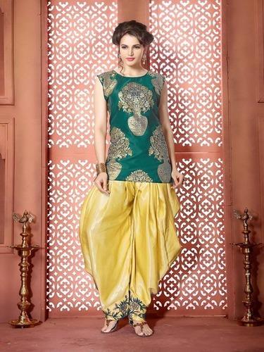 Ladies Dhoti & Jacket