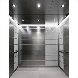 Elevator Cabin Job Work