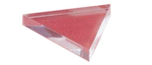 PRISM, ACRYLIC, TRIANGULAR