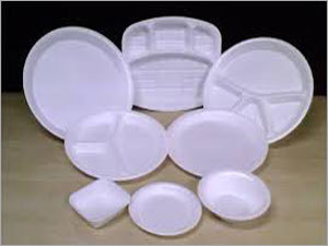 Thermocol Disposable Plates & Dona