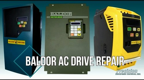 Baldor Drives Repair Center India