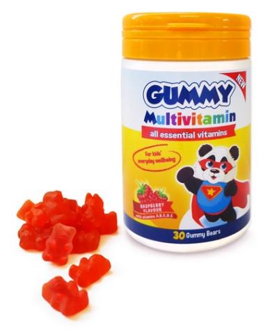 Multivitamines Gummies
