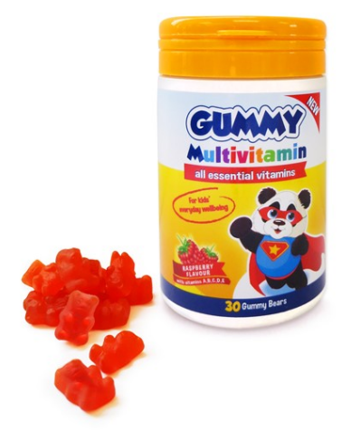 Multivitamins Gummies