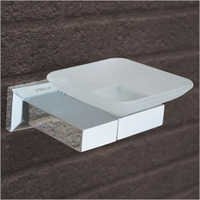 CP Finish Bathroom Soap Dish Holder