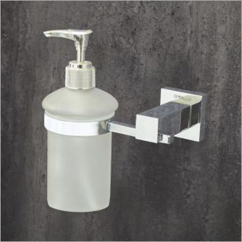 Wall Mounted Soap Dispenser With Holder