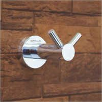 Chrome Plated Bathroom Hook