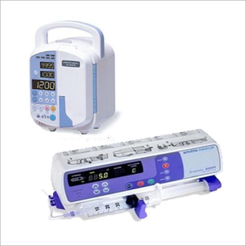 Infusion Syringe Pump