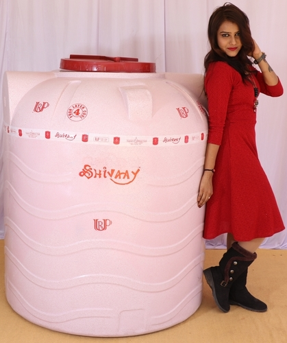 500 litre plastic water tank