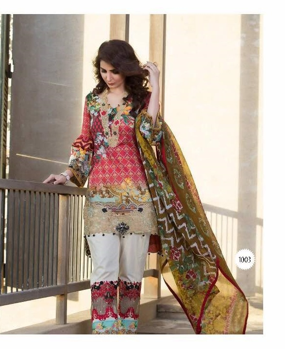 Women Wear Cotton Suits