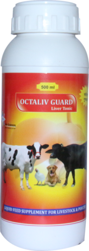Veterinary Liver Tonic