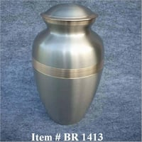 Brass Keepsake Urn