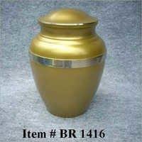 Brass Funeral Urns