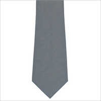Grey Plain Ties