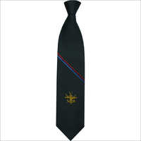 Single Logo Printed Ties