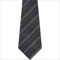 Grey Stripe Ties