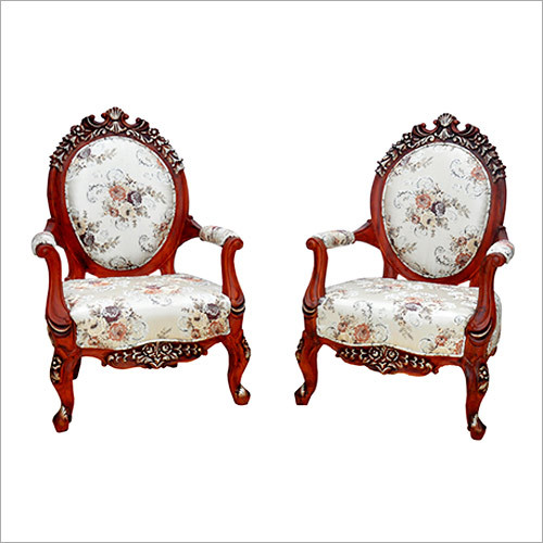 Carving Bed Room Chairs