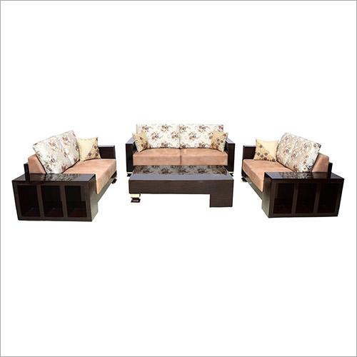 Santos Veneer Sleek Sofa