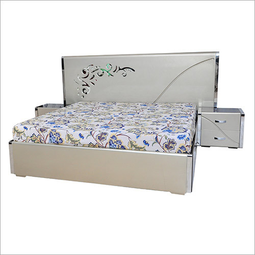 Side Steel with Jali Bed