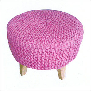 Colorful Pouffe & Stools
