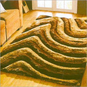 Designer Shaggy Carpets and Mats