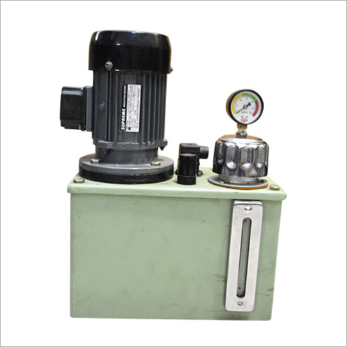 Motorized Lubrication Unit