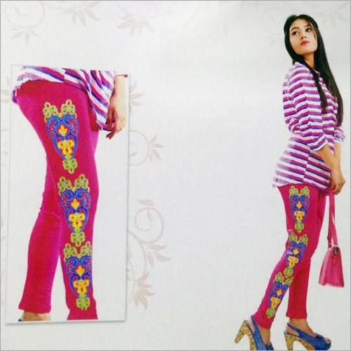 Printed Pants
