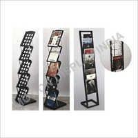 CS-502 Metal Body Catalogue Stand