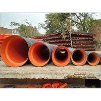 Double Wall Corrugated Pipe 150 MM TO 500 MM