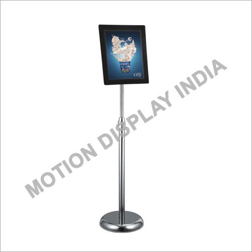 PS-401 LED Poster Stand 12