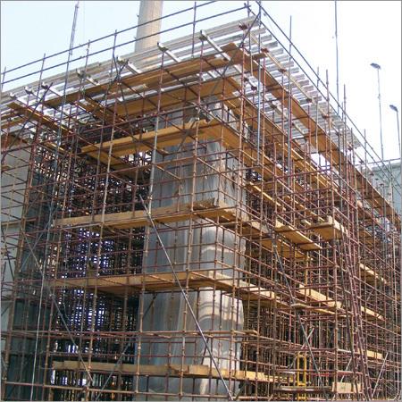 Professional Construction Scaffolding