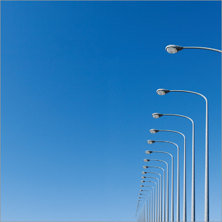 Galvanized Steel Tubular Pole
