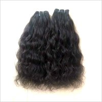 Indian raw human hair