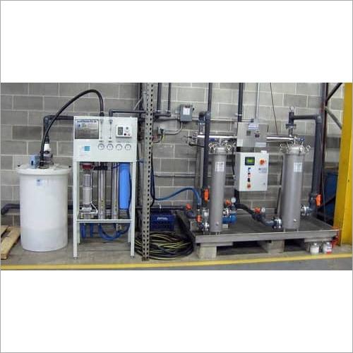 Industrial UV Water Treatment
