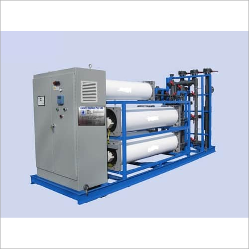 EDI / Electro Deionization Process Plant