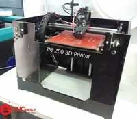 Multi Colour 3D Printer