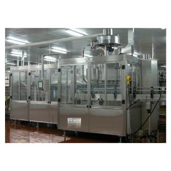 Fully Automatic Soda Plant