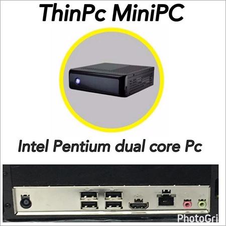 Thin PC 07 Super PC Intel Pentium Dual Core 4GB RAM 500GB HDD
