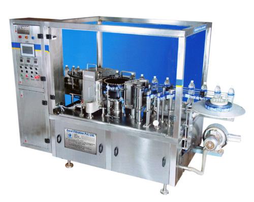 Sticker Labling Machine
