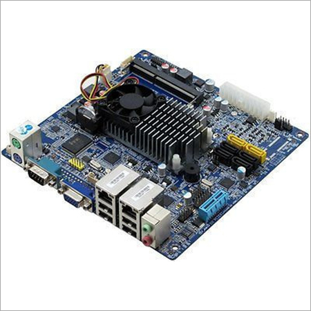 Mini ITX-NAS25 Motherboard Dual LAN & 6 SATA ports