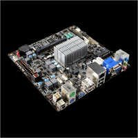 Motherboard ECS J1900 Quad Core with Onboard DC Power Connection