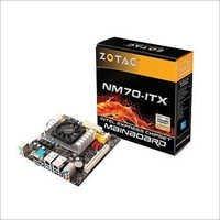 Motherboard Mini ITX Zotac NM70ITX-C-E 1007U Celeron dual core 1.5ghz dual lan