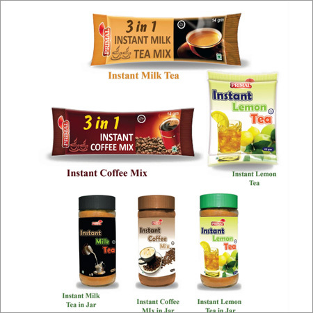Instant Coffee Mix