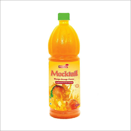 Mocktail Mango Orange Flavor