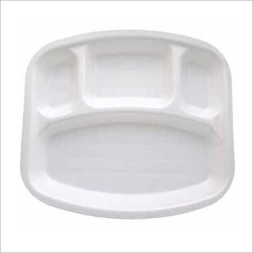 Disposable Thermocol Square Plate