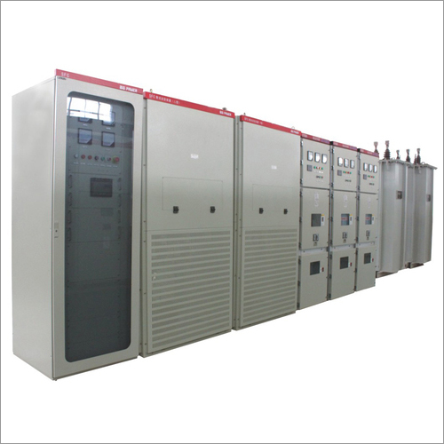 Synchronous Frequency Conversion Soft Starter